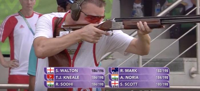 Check Out Steve Walton's Winning Performance..